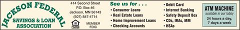 Jackson Federal Savings & Loan