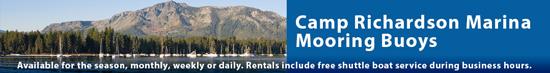 Camp Richardson Resort and Marina