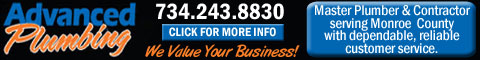Advanced Plumbing of Monroe, LLC