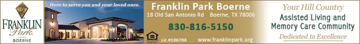 Franklin Park Boerne Assisted Living and Memory Care