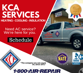 Kendall County Air -KCA Services