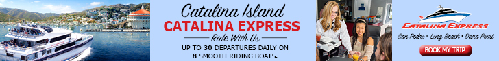 Catalina Express - Cruise to Catalina Island!