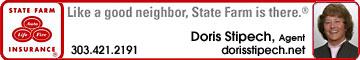 State Farm Insurance - Doris Stipech, Agent