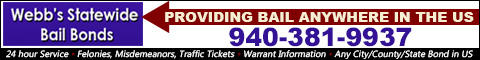 Webb's Statewide Bail Bonds