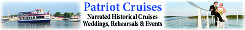 Patriot Cruises Rehearsal Dinners
