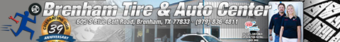 Brenham Tire & Auto Center, Inc.