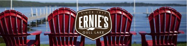 Ernie's on Gull Lake