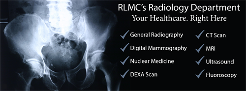 No need to travel out of town for many Radiology services