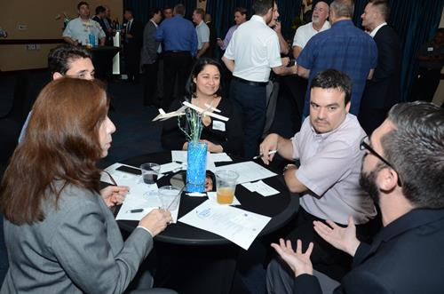 City of Miramar hosts Aviation Consortium Miramar.