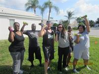 FREE Fit Camps for our Nutrition Clients