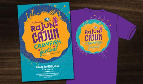 22nd Annual City Auto Rajun Cajun Crawfish Festival