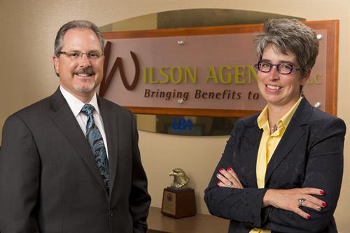 Lon Wilson - President & CEO and Jennifer Bundy-Cobb - Health & Welfare Services Director