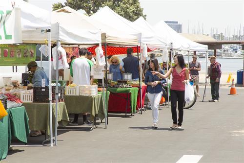 Marina del Ray Farmers' Market