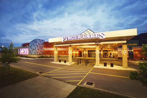 Welcome to Finger Lakes Gaming & Racetrack!