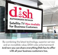 YOU CAN GET DISH FOR RESIDENTIAL AND BUSINESS!