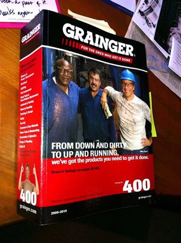 Grainger sells 5 of our products