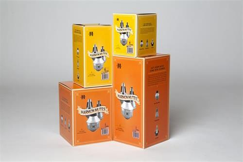Harmon Mutes Packaging Collection