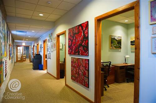 CC Hallway
