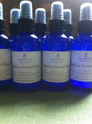 No new mama should be without a soothing spray to ease their postpartum pain