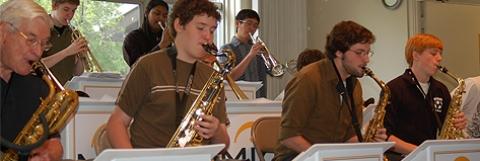 Jazz Camp 2012