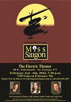 Miss Saigon in Concert Poster