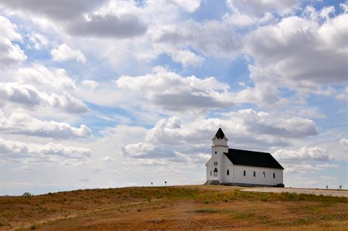 Sts. Isidore and Maria Chapel on the hill