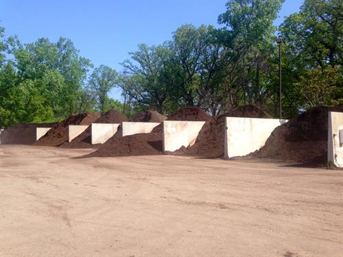 Producing a wide variety of types of mulch, if you want it we got it!