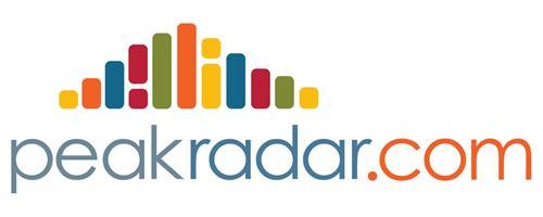 PeakRadar.com Logo