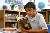 Delphi students read hundreds of books each school year!