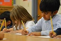 Handwriting and the ability to write and spell well are part of the curriculum.