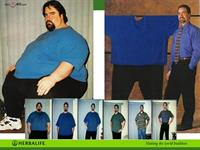 If he can do it, with our products. You can do it!