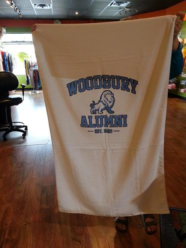 Graduation towels!