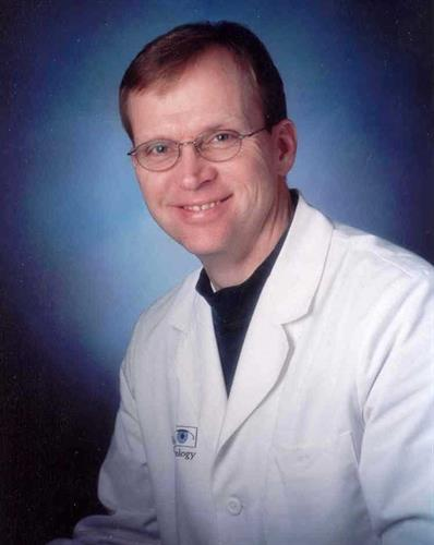 Dr. Ralph Crew - Ophthalmologist