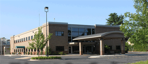 Big Rapids location - SH Medical Arts Bldg