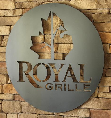 We invite you to the Royal Grille