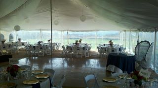 High Peak Wedding Tent