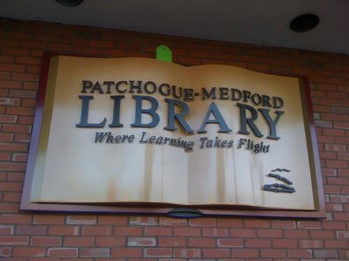 Patchogue Library