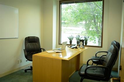 Private Office - Rent as Needed (3 people maximum)