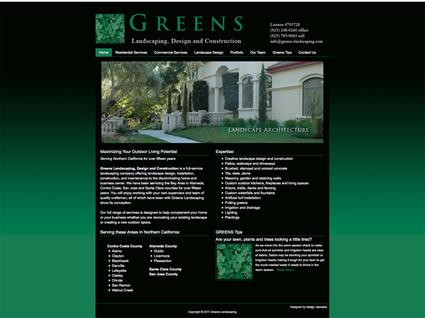 Greens Landscaping - Danville