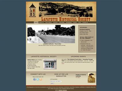 Lafayette Historical Society