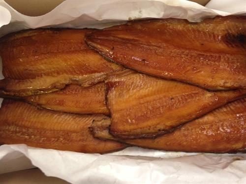 Fresh and Smoked Lake Superior Whitefish! We are the ONLY place on the Island you can get this!