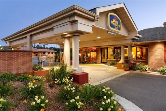Best Western Plus Holland House located in beautiful Detroit Lakes, MN.