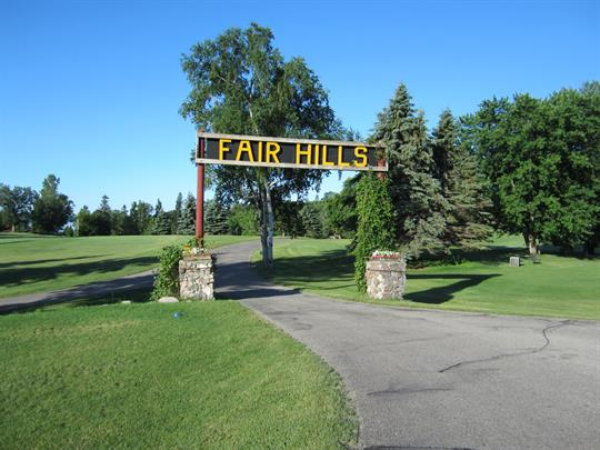 Welcome to Fair Hills Resort!