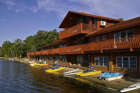 Join us on the beautiful shores of Pelican Lake!