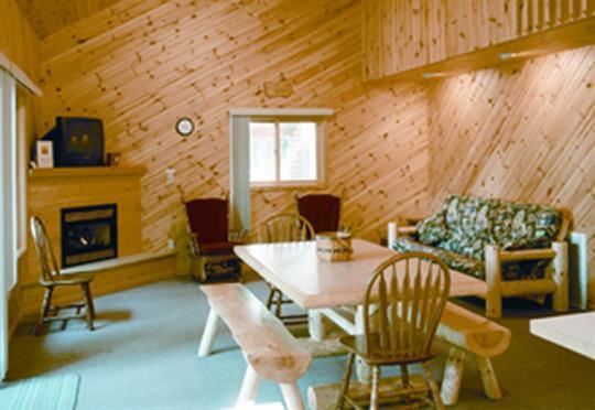 Modern New Cabins