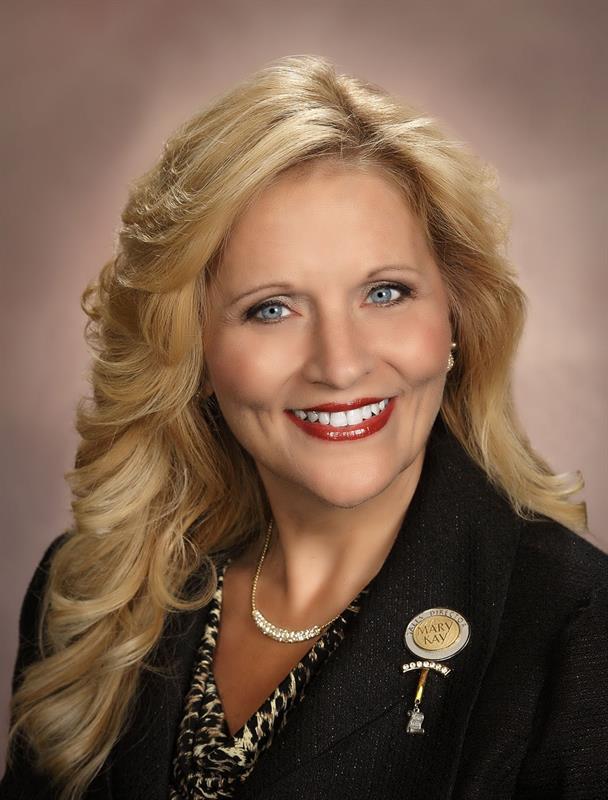 Barbara Yerdon, Senior Sales Director - Mary Kay Cosmetics