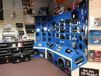 Awesome selection of car and marine stereo equipment.