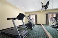 24 hr Fitness Center