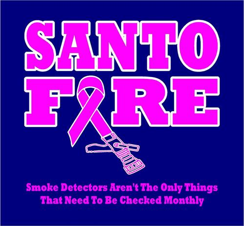 Support your local FIRE Departments and Breast Cancer Awareness