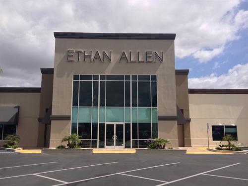 Ethan Allen San Marcos Design Center
